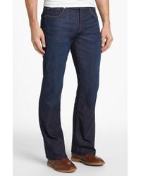 7 For All Mankind - 7 For All Mankind 'brett' Relaxed Bootcut Jeans - Lyst