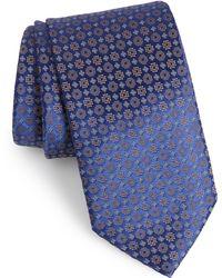 Eton of Sweden Geometric Cotton Tie