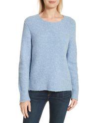 Rag & Bone - Francie Merino Wool Blend Sweater - Lyst
