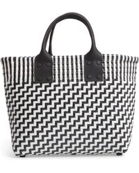 Truss - Small Woven Tote - Lyst