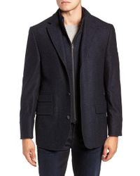 Flynt - Hybrid Wool & Cashmere Sport Coat - Lyst