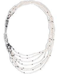 John Hardy - Legends Naga Multi Row Necklace - Lyst