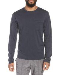 Vince - Crewneck Cotton Sweater - Lyst