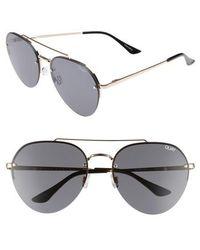 290f09f10fc Quay - Somerset 65mm Aviator Sunglasses - Lyst