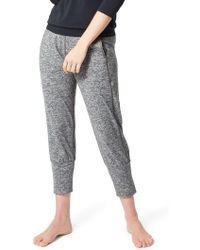 Sweaty Betty - Garudasana Yoga Capris - Lyst
