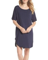 Natori - Feathers Essential Sleep Shirt - Lyst