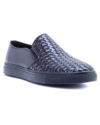 Zanzara | Echo Ii Woven Slip-on Sneaker | Lyst