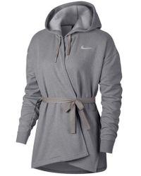 Nike | Dry Wrap Training Hoodie | Lyst