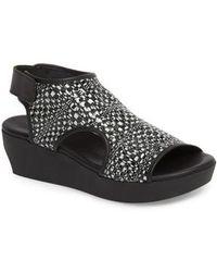 Arche - Naka Popa Wedge Sandal - Lyst