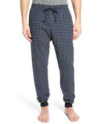 Ralph Lauren - Flannel Pajama Jogger Pants - Lyst