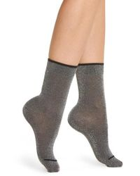 Chelsea28 | Sparkly Ankle Socks | Lyst