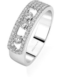 Messika - Move Noa Diamond Ring - Lyst
