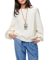 Free People - Found My Friend Sweatshirt - Lyst