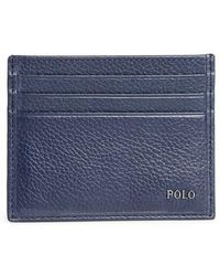 Lauren by Ralph Lauren - Leather Card Case - Lyst