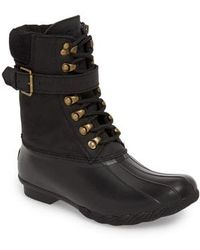 Sperry Top-Sider - Shearwater Water-resistant Boot - Lyst