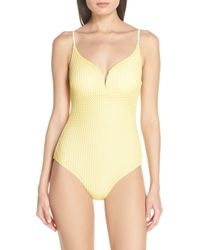 dd5c5497119c5 Onia - Gloria One-piece Swimsuit - Lyst