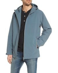 Herno - Plaster Hooded Raincoat - Lyst