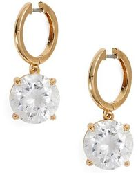 Kate Spade - Bright Idea Drop Earrings - Lyst