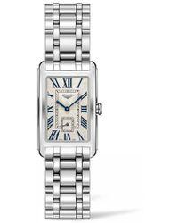 Longines - Dolcevita Bracelet Watch - Lyst