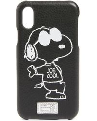 Hex - X Peanuts Iphone X Case - Lyst