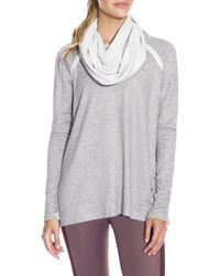 Maaji - Swing Cowl Neck Top - Lyst