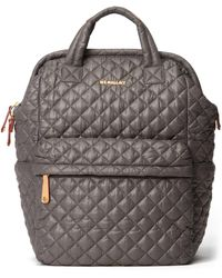 MZ Wallace - Top Handle Backpack - Lyst