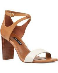 Nine West - Nunzaya Ankle Strap Sandal - Lyst
