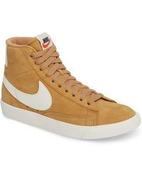 Nike | Blazer Mid Vintage Trainers | Lyst