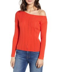 e3302b0a916 Lyst - Johnny Was Hailey Off-the-shoulder Blouse in Black