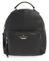 Kate Spade - Jackson Street - Keleigh Leather Backpack - - Lyst
