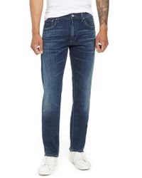 Citizens of Humanity - Core Slim Fit Jeans - Lyst