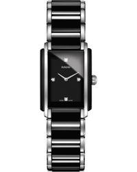Rado Integral Rectangular Bracelet Watch
