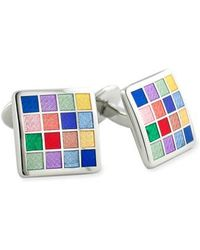 David Donahue - Sterling Silver Cuff Links - Lyst
