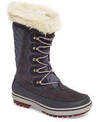 Helly Hansen - 'garibaldi' Waterproof Snow Boot - Lyst