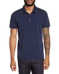 Zachary Prell | Grindstone Slim Fit Polo | Lyst