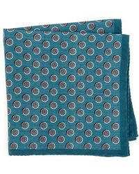 Ted Baker | Dot Silk Pocket Square | Lyst