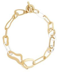 Madewell | Abstract Link Necklace | Lyst
