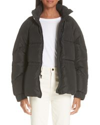 Ganni - Whitman Down Puffer Jacket - Lyst