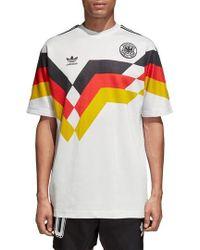 adidas Originals - Adidas Original Germany 1990 Soccer Jersey - Lyst