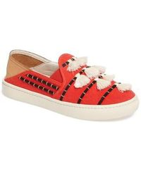 Soludos - Tassel Slip-on Sneaker - Lyst