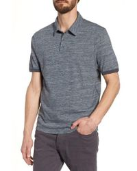 James Perse - Regular Fit Top Dyed Polo - Lyst