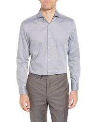BOSS - Sharp Fit Dress Shirt - Lyst
