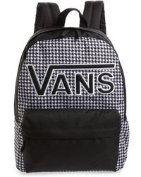 Vans - Realm Flying V Backpack - - Lyst