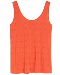 Kenneth Cole - Rings Tank Top - Lyst