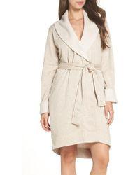 UGG - Ugg Blanche Ii Short Robe - Lyst
