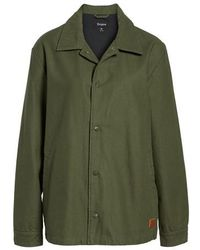 b1d112fb600 Men's Brixton Jackets Online Sale - Lyst