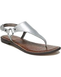915291dc1ae1b2 Lyst - Sam Edelman Ganesa Strappy Sandal in Brown