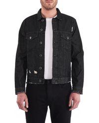 Neuw - Type One Black Label Denim Jacket - Lyst