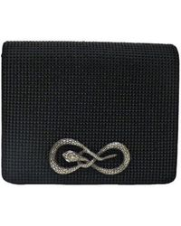 Whiting & Davis - Serpent Seville Mesh Clutch - Lyst