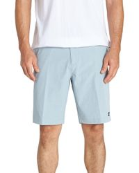 Billabong - Crossfire X Mid-length Shorts - Lyst